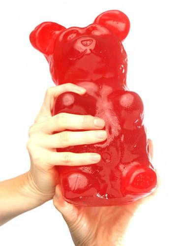 stor gummibjörn köp